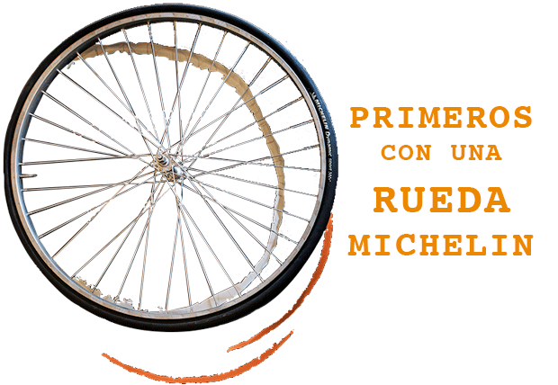 Rueda Michelin